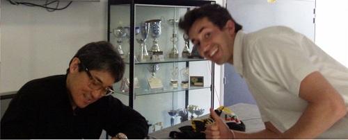 Guy Kawasaki et Jérôme Hoarau