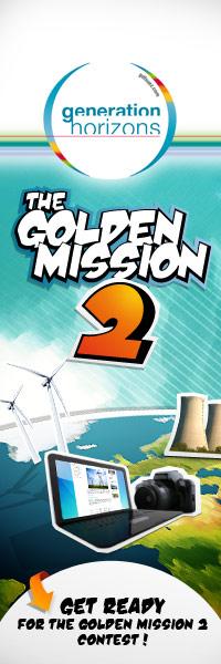Logo-The Golden Mission 2