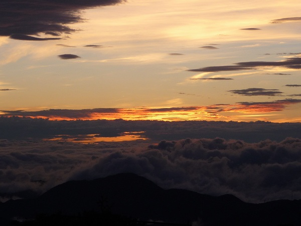 levé du soleil Mont Fuji - pourquoi entreprendre