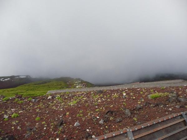 Tempête de neige Mont Fuji - pourquoi entreprendre