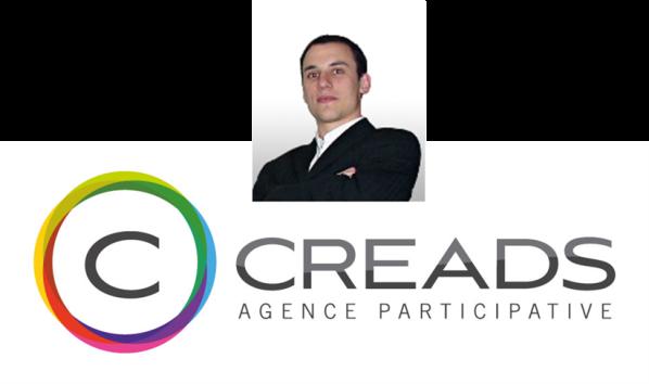 Julien Mechin co-fondateur de creads.org