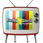 logo funky world tv proud to be entrepreneur