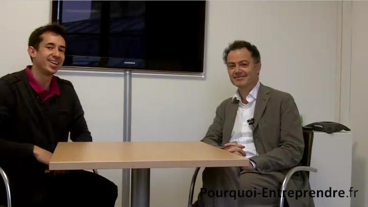 interview Philippe Hayat entrepreneur et fondateur de 100000entrepreneurs