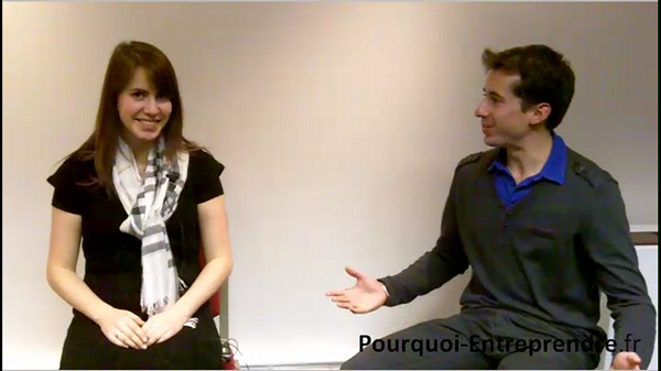 Cecilia Durieu et Jerome Hoarau