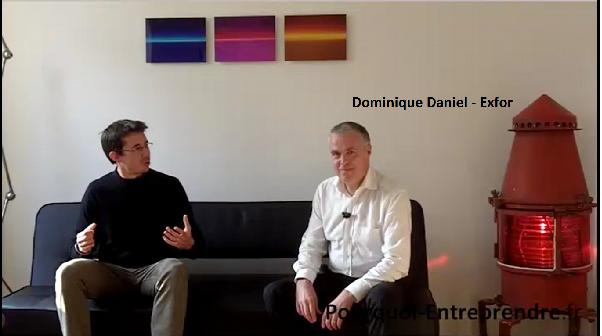 Dominique Daniel - Exfor