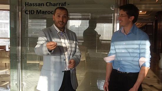 Hassan Charraf CJD Maroc