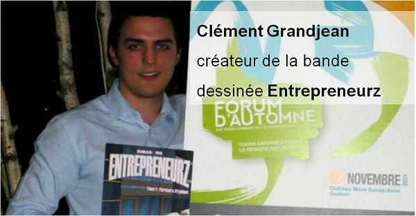 clement grandjean entrepreneurz