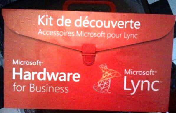 colis Microsoft Hardware