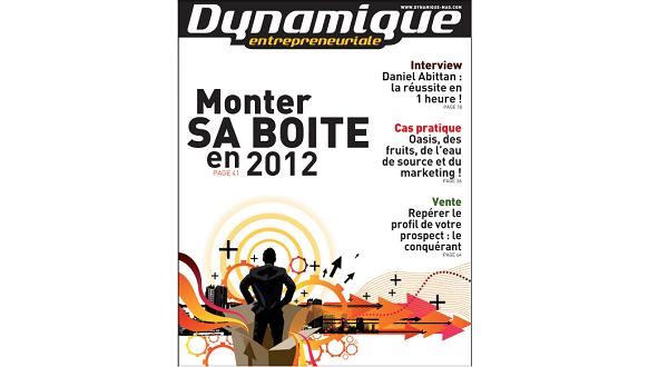dynamique entrepreneuriale fev 2012