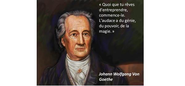 Johann Wolfgang Von Goethe - Copie