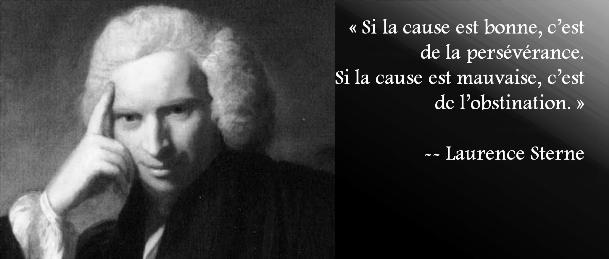 Laurence Sterne - persévérance - Copie