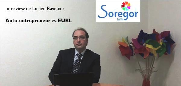 Lucien Raveux autoentrepreneur vs. EURL