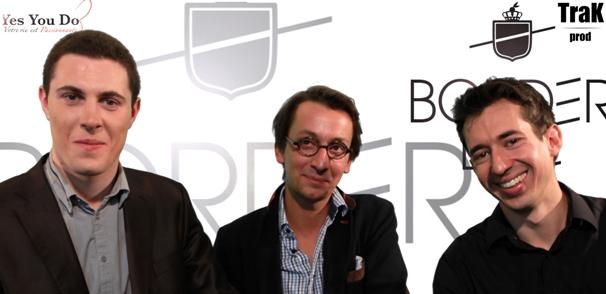 Sébastien Spetch Borderline YesYouDo Sebastien Chatelier Jerome Hoarau