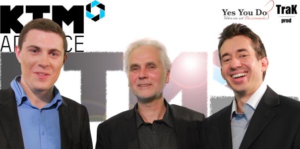 Yves Dambach, KTM Advance, YesYouDo, Sebastien Chatelier, Jerome Hoarau