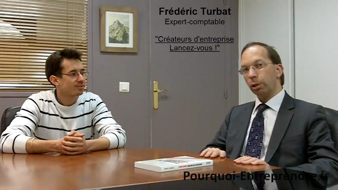 Frédéric Turbat - expert comptable - Créateurs d'entreprise Lancez-vous
