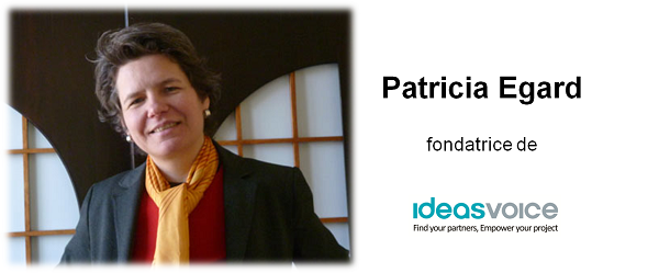 Patricia Egard - Ideas Voice