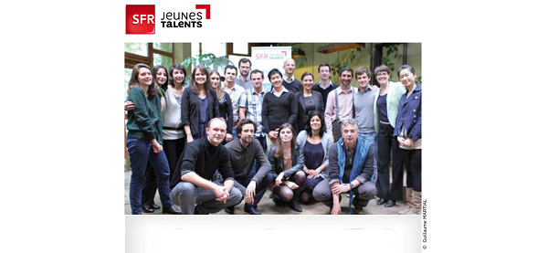 SFR Jeunes Talents Entrepreneurs Sociaux 2012