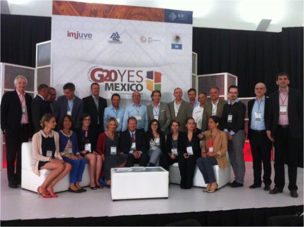 délégation G202012-mexico