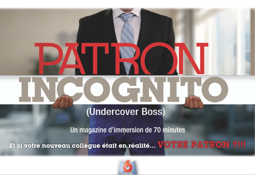 undercover boss - patron incognito Claude Puerto M6