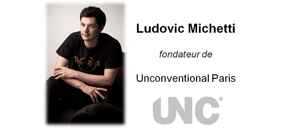 Ludovic Michetti - Unconventional Paris
