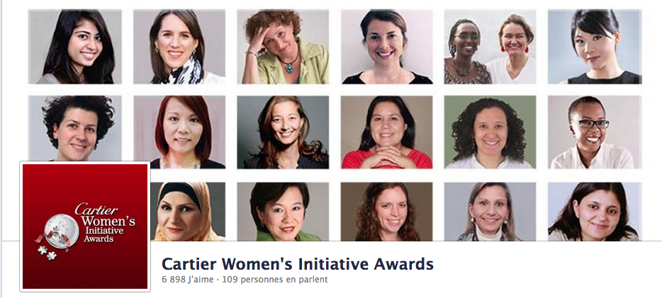 Women Cartier Initiative Awards