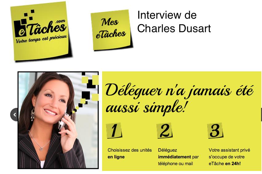 Charles Dusart