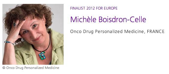 Michèle Boisdron-Celle