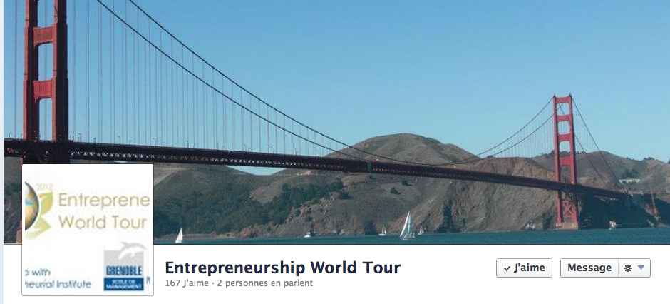 entrepreneurship world tour