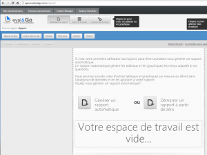 screenshot-Creez un rapport professionnel en quelques clics