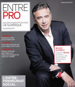 Magazine SFR Jeunes Talents Entrepreneurs sociaux