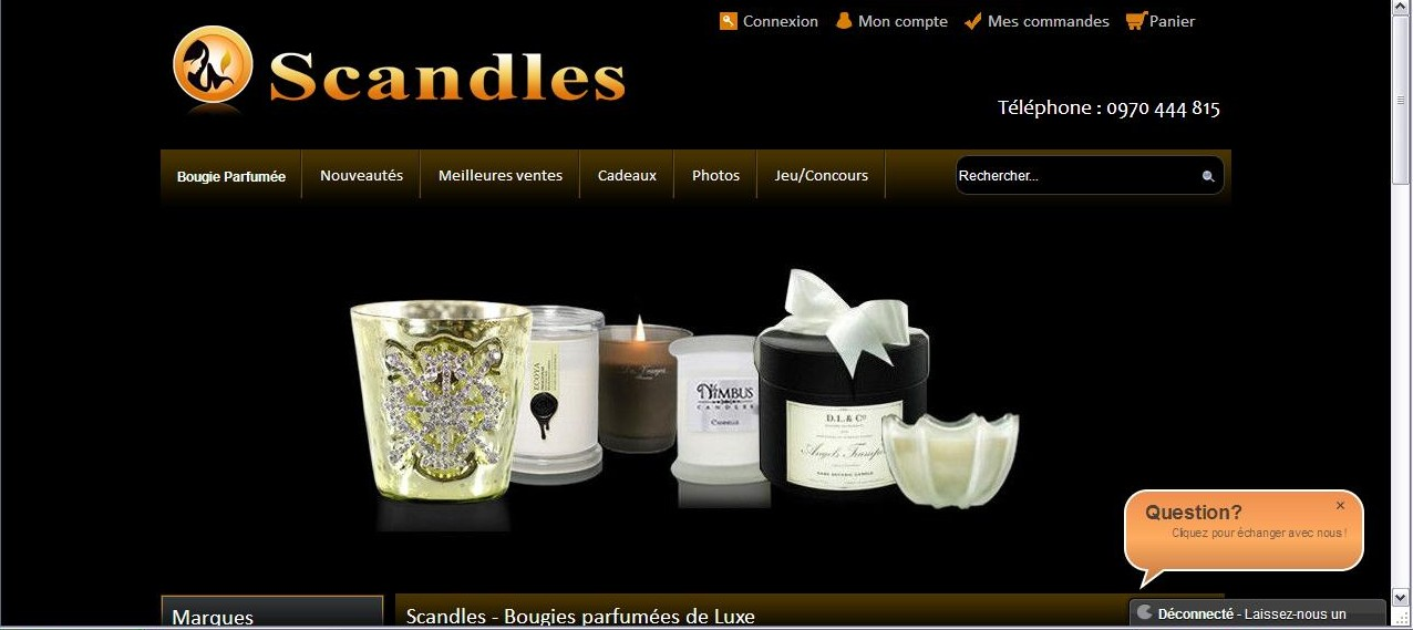 Scandles, grer la complexit du web par Arnaud Boscher