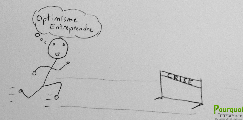 crise optimisme