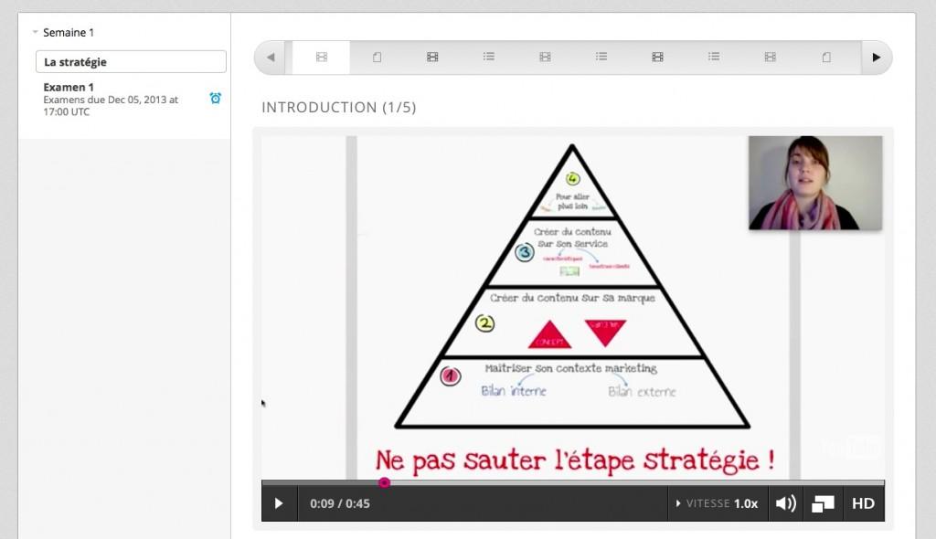 Screenshot 1 - MOOC M&M