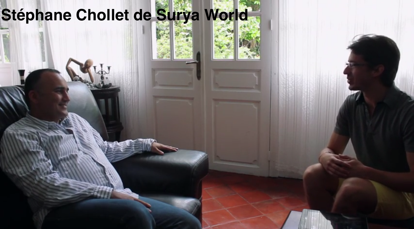 Stephane Chollet Sury World