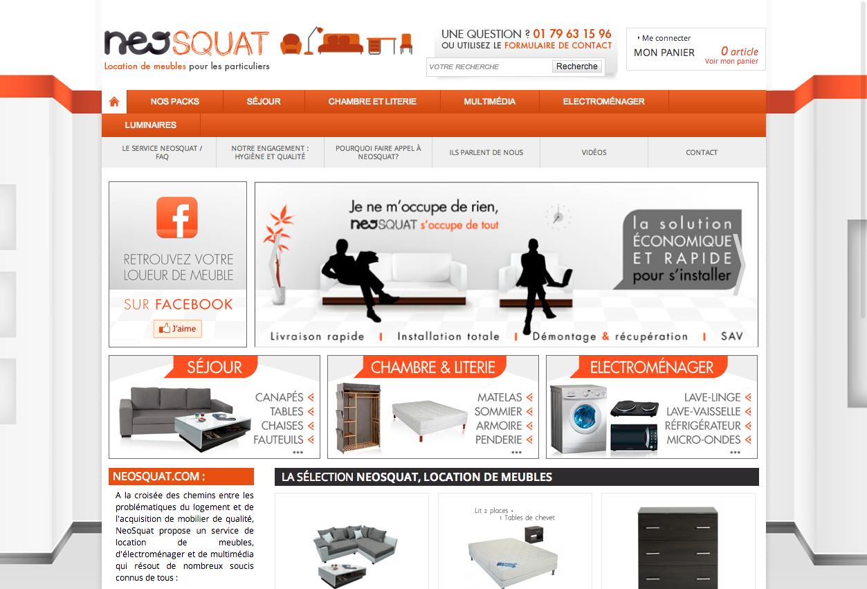 etude de cas NeoSquat
