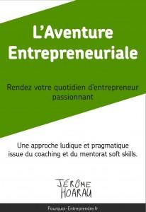 Couv L'Aventure Entrepreneuriale