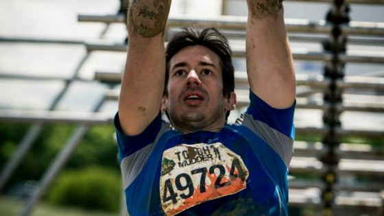 Jerome Hoarau Tough Mudder