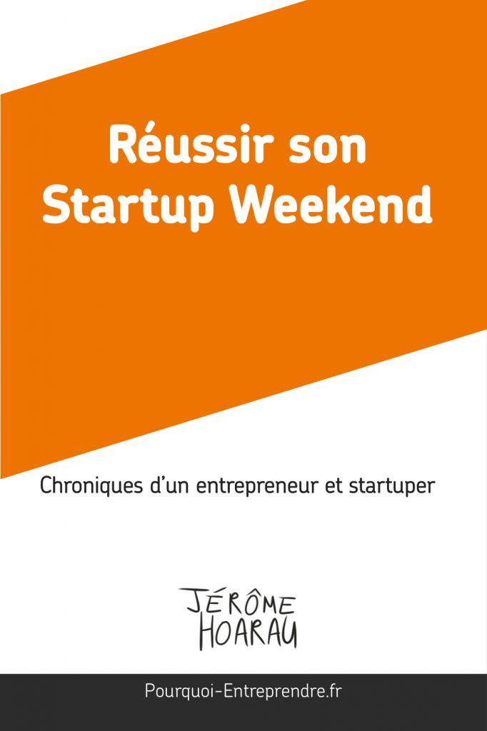 Réussir son Startup Weekend