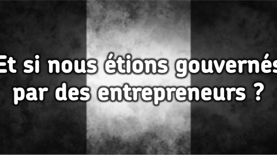 dirigeant entrepreneur