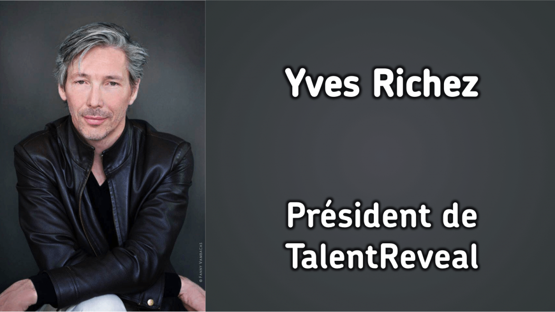 Yves Richez entrepreneur chercheur mentor