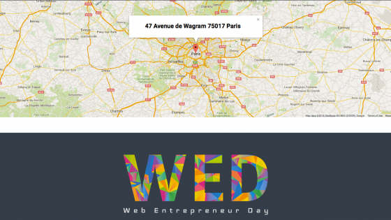 Web entrepreneur day