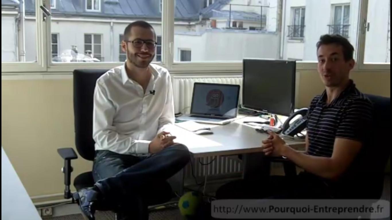Mathieu Lhoumeau et Jerome Hoarau
